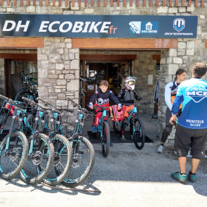DH ecobike Les Angles